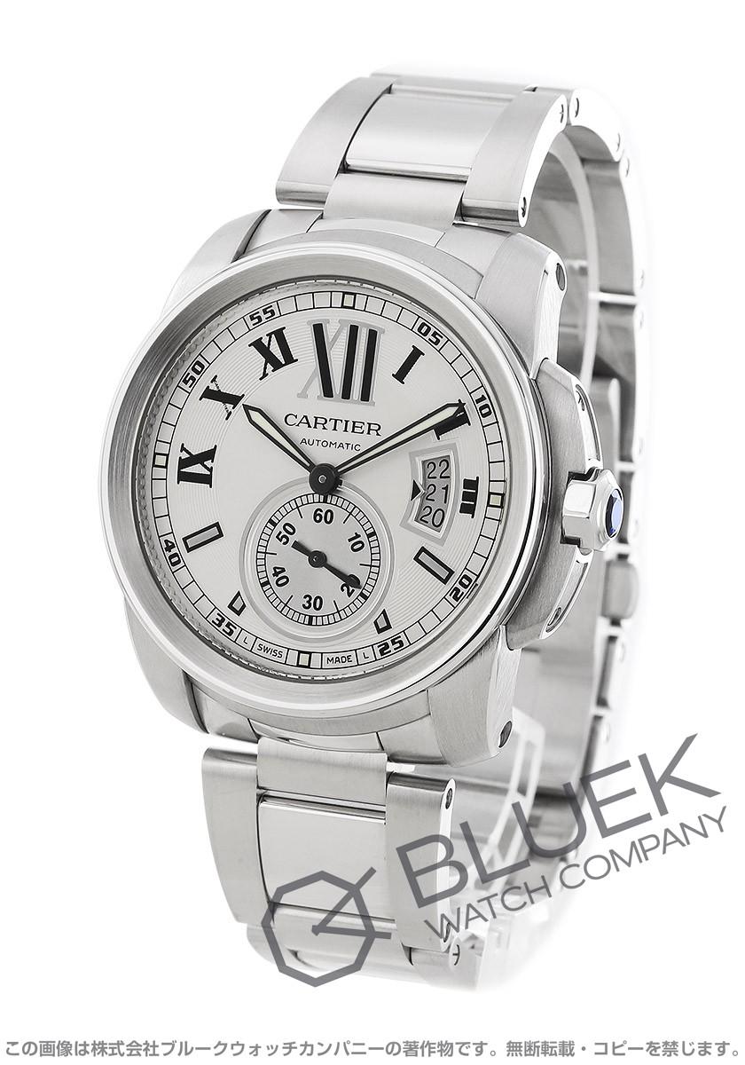 カルティエ カリブル ドゥ カルティエ 腕時計 メンズ Cartier W7100015