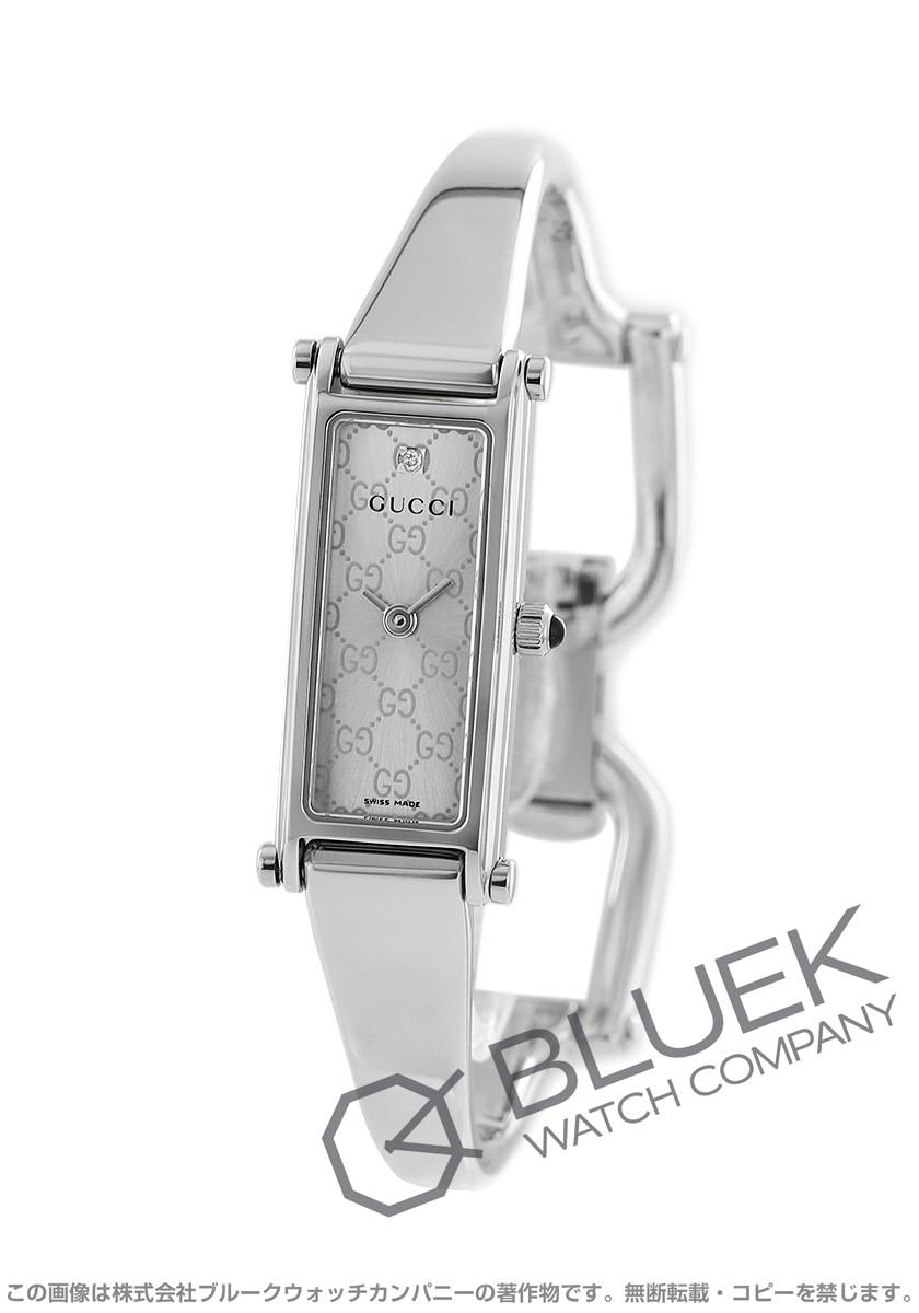 グッチ バングル ダイヤ 腕時計 レディース GUCCI YA015563
