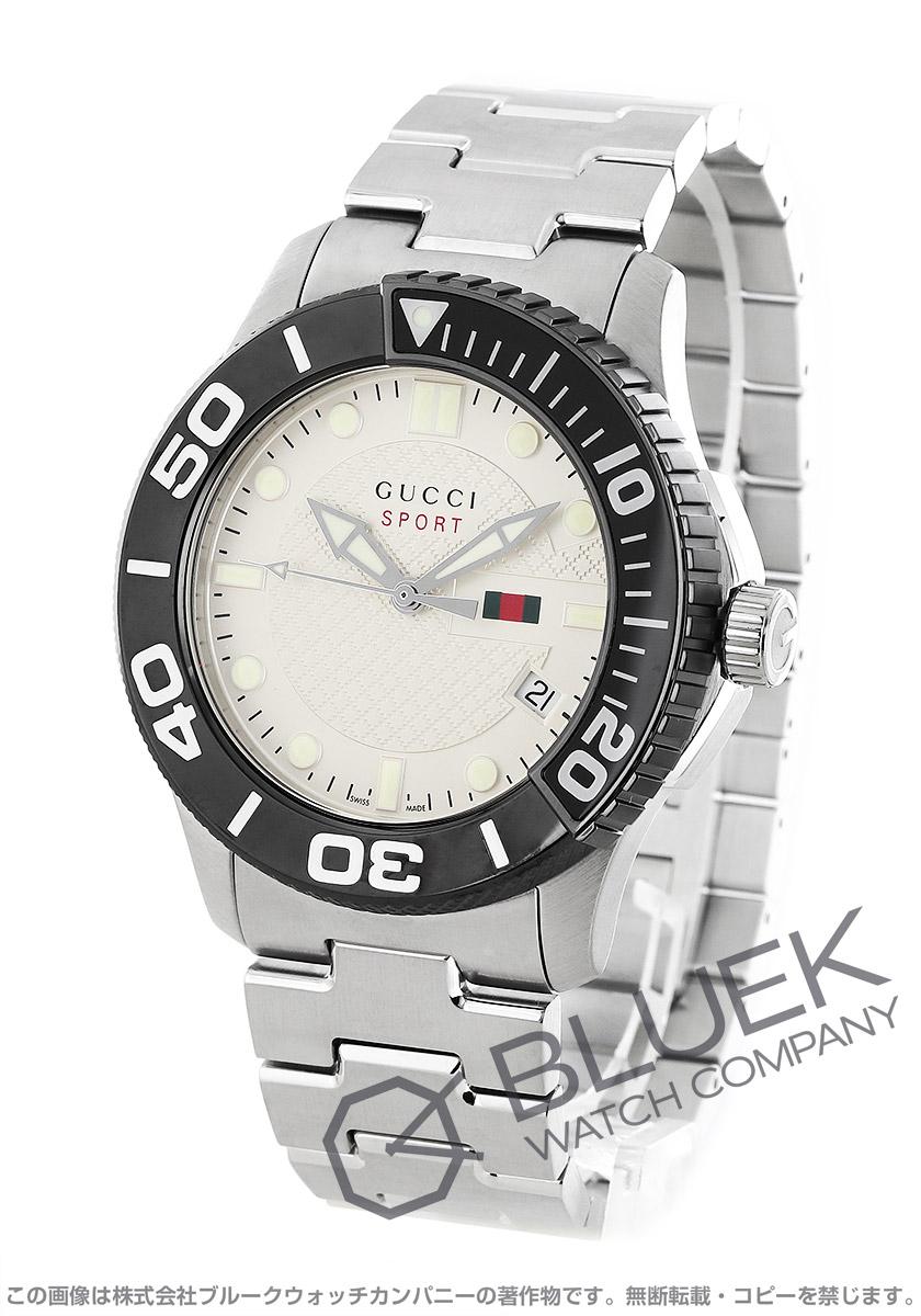 グッチ ダイバー 腕時計 メンズ GUCCI YA126280