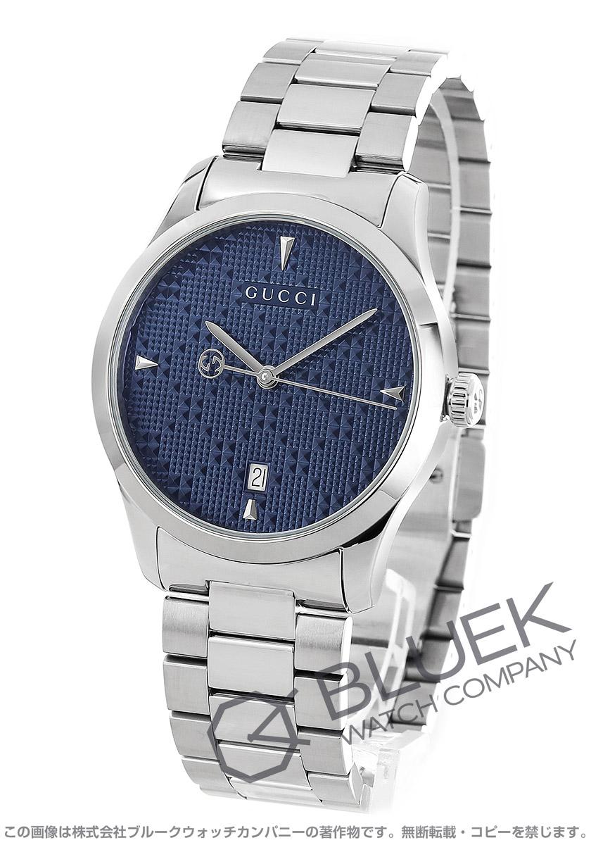 グッチ Gタイムレス 腕時計 メンズ GUCCI YA1264025A