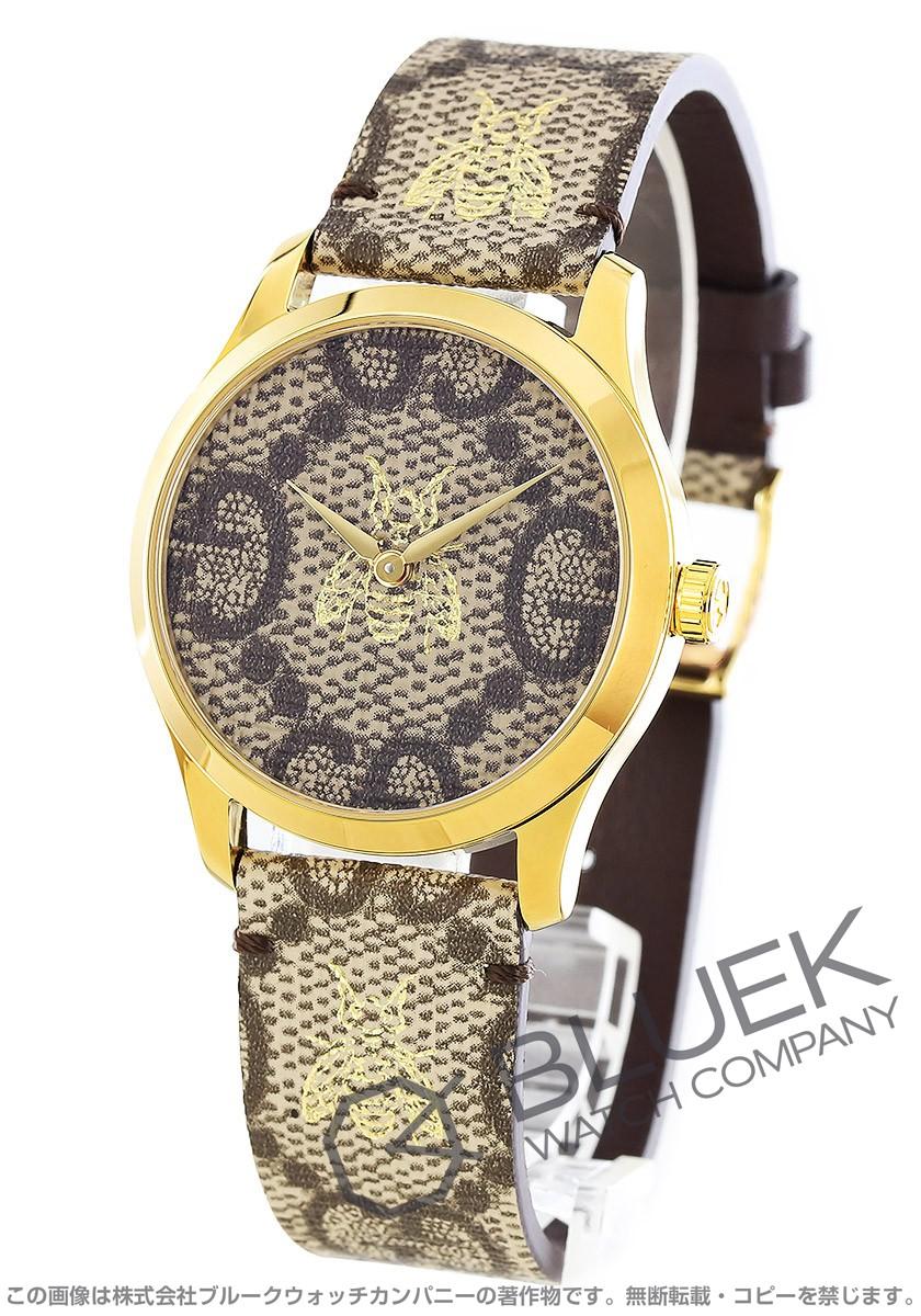 グッチ Gタイムレス 腕時計 ユニセックス GUCCI YA1264068A