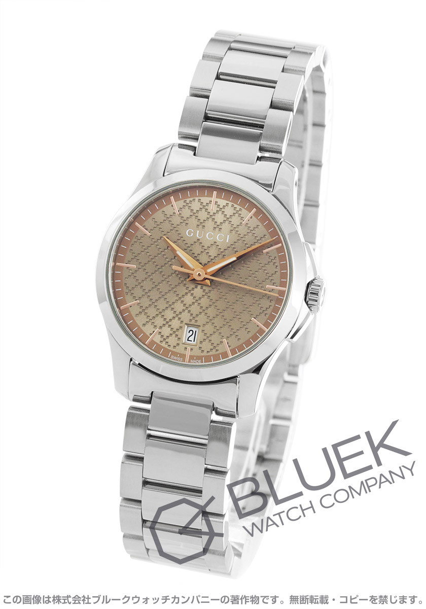 c2315444c271 グッチ Gタイムレス 腕時計 レディース GUCCI YA126594 ブランド腕時計 ...