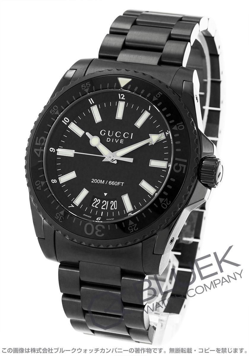 グッチ ダイヴ 腕時計 メンズ GUCCI YA136205