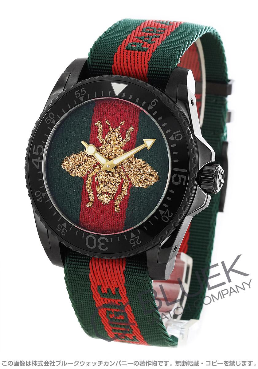 グッチ ダイヴ 腕時計 メンズ GUCCI YA136216