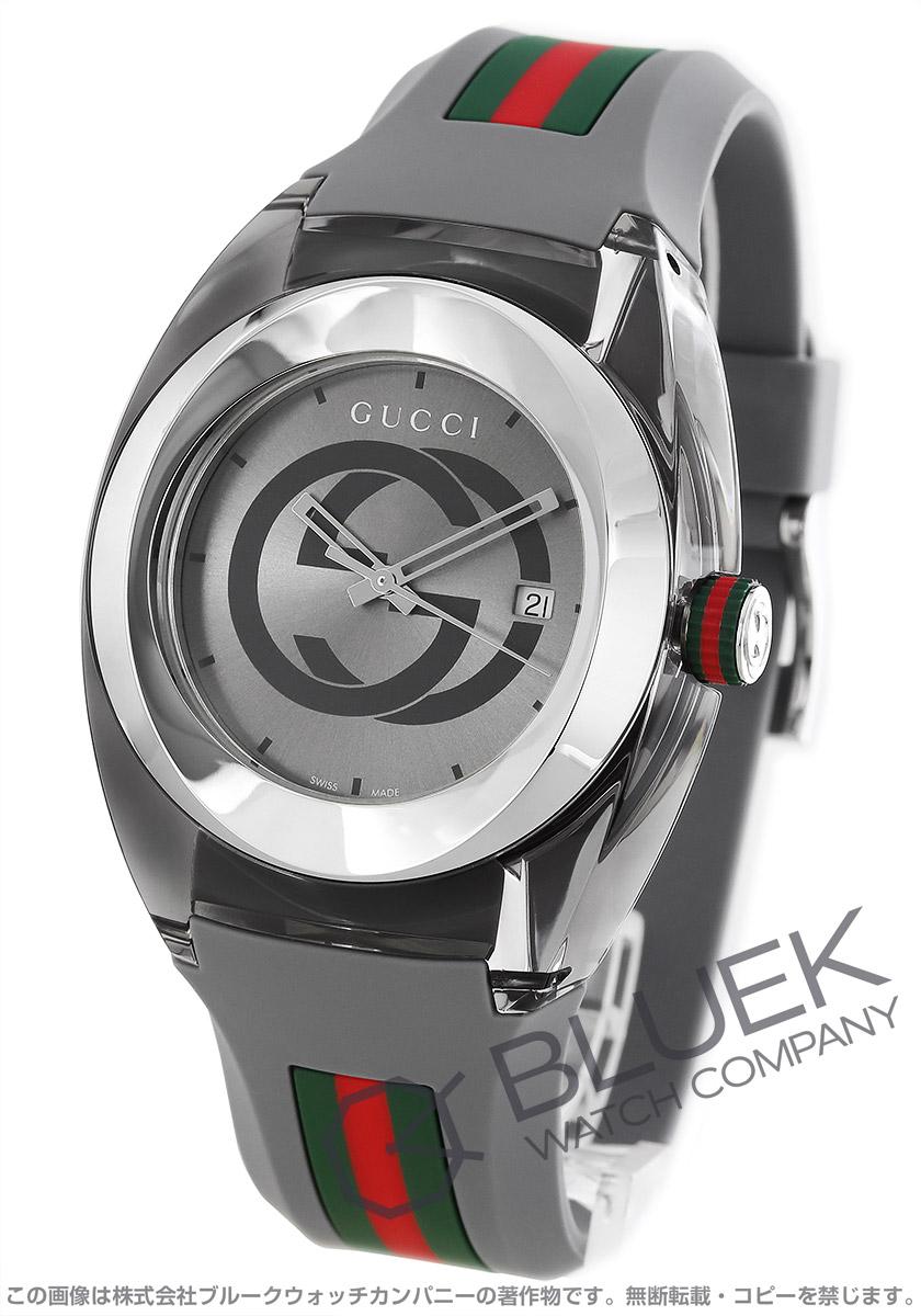 グッチ シンク 腕時計 ユニセックス GUCCI YA137109A