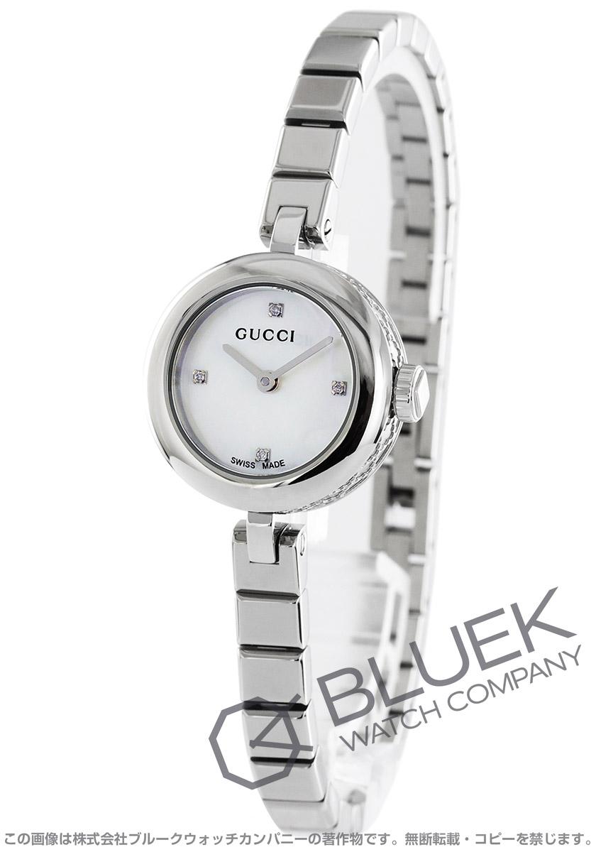 d3f0eb9ac39d52 グッチ ディアマンティッシマ ダイヤ 腕時計 レディース GUCCI YA141503 ...