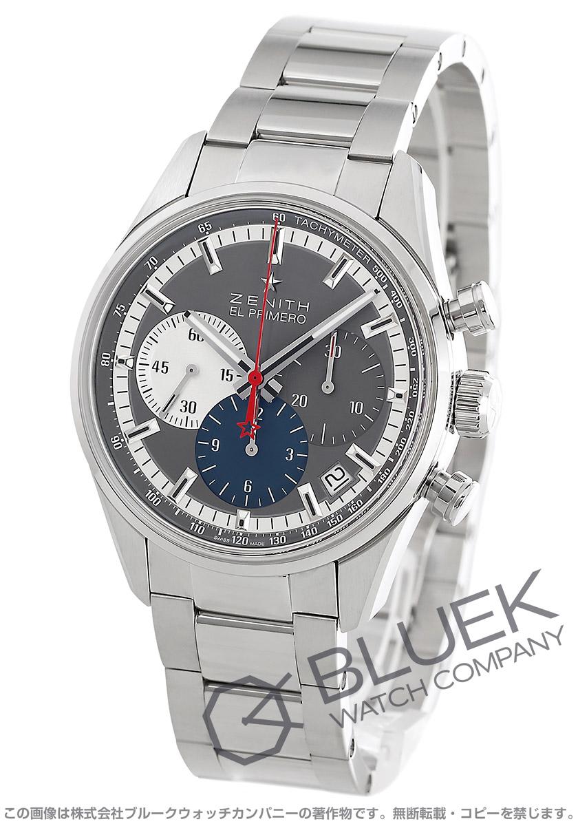 ゼニス エル プリメロ クロノマスター クロノグラフ 腕時計 メンズ Zenith 03.2150.400/26.M2150