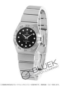 オメガ コンステレーション ブラッシュ ダイヤ 腕時計 レディース OMEGA 123.10.24.60.51.001