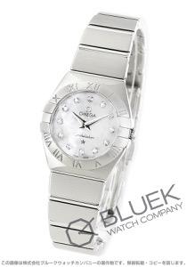 オメガ コンステレーション ブラッシュ ダイヤ 腕時計 レディース OMEGA 123.10.24.60.55.001