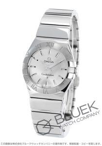 オメガ コンステレーション ポリッシュ 腕時計 レディース OMEGA 123.10.27.60.02.002