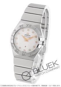 オメガ コンステレーション ダイヤ 腕時計 レディース OMEGA 123.10.27.60.52.001
