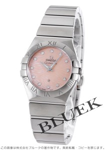 オメガ コンステレーション ブラッシュ 腕時計 レディース OMEGA 123.10.27.60.57.002
