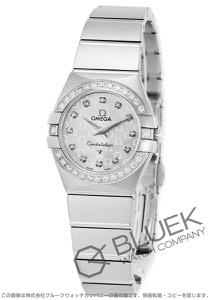 オメガ コンステレーション ブラッシュ ダイヤ 腕時計 レディース OMEGA 123.15.24.60.52.001