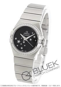 オメガ コンステレーション ブラッシュ ダイヤ 腕時計 レディース OMEGA 123.15.27.20.01.001