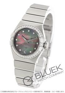 オメガ コンステレーション ブラッシュ タヒチ ダイヤ 腕時計 レディース OMEGA 123.15.27.20.57.003