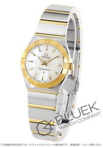 オメガ コンステレーション ポリッシュ 腕時計 レディース OMEGA 123.20.24.60.05.004