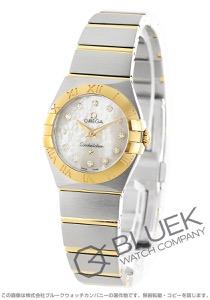 オメガ コンステレーション ブラッシュ ダイヤ 腕時計 レディース OMEGA 123.20.24.60.55.002