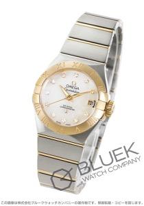 オメガ コンステレーション ブラッシュ ダイヤ 腕時計 レディース OMEGA 123.20.27.20.55.003