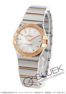 オメガ コンステレーション ポリッシュ 腕時計 レディース OMEGA 123.20.27.60.02.003