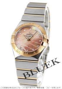 オメガ コンステレーション ブラッシュ ダイヤ 腕時計 レディース OMEGA 123.20.27.60.57.002