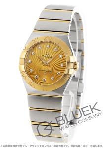 オメガ コンステレーション ブラッシュ ダイヤ 腕時計 レディース OMEGA 123.20.27.60.58.001