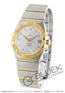 オメガ コンステレーション ブラッシュ ダイヤ 腕時計 メンズ OMEGA 123.20.35.20.52.004