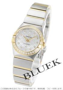 オメガ コンステレーション ブラッシュ ダイヤ 腕時計 レディース OMEGA 123.25.24.60.52.002