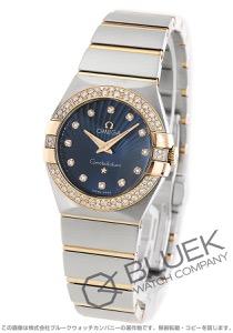 オメガ コンステレーション ブラッシュ ダイヤ 腕時計 レディース OMEGA 123.25.27.60.53.001