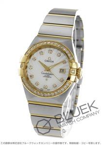 オメガ コンステレーション ブラッシュ ダイヤ 腕時計 レディース OMEGA 123.25.31.20.55.002
