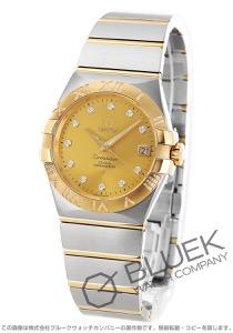オメガ コンステレーション ブラッシュ ダイヤ 腕時計 メンズ OMEGA 123.25.35.20.58.002
