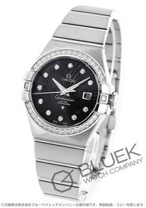 オメガ コンステレーション ブラッシュ ダイヤ WG金無垢 腕時計 レディース OMEGA 123.55.31.20.51.001