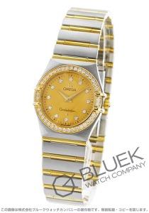 オメガ コンステレーション '95 ダイヤ 腕時計 レディース OMEGA 1277.15