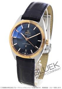 オメガ コンステレーション グローブマスター マスタークロノメーター アリゲーターレザー 腕時計 メンズ OMEGA 130.23.39.21.03.001