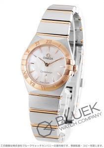 オメガ コンステレーション ブラッシュ マンハッタン 腕時計 レディース OMEGA 131.20.25.60.05.001