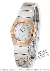 オメガ コンステレーション ブラッシュ マンハッタン ダイヤ 腕時計 レディース OMEGA 131.20.25.60.55.001