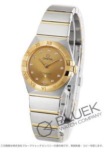 オメガ コンステレーション ブラッシュ マンハッタン ダイヤ 腕時計 レディース OMEGA 131.20.25.60.58.001