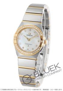 オメガ コンステレーション ブラッシュ マンハッタン ダイヤ 腕時計 レディース OMEGA 131.25.25.60.55.002