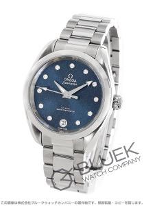 オメガ シーマスター アクアテラ マスタークロノメーター ダイヤ 腕時計 レディース OMEGA 220.10.34.20.53.001