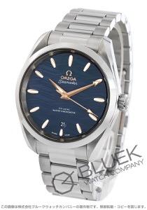 オメガ シーマスター アクアテラ マスタークロノメーター 腕時計 レディース OMEGA 220.10.38.20.03.002