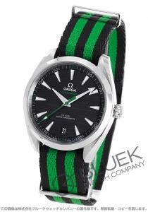 オメガ シーマスター アクアテラ マスタークロノメーター ゴルフエディション 腕時計 メンズ OMEGA 220.12.41.21.01.002