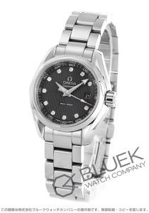 オメガ シーマスター アクアテラ ダイヤ 腕時計 レディース OMEGA 231.10.30.60.56.001