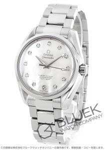 オメガ シーマスター アクアテラ マスターコーアクシャル ダイヤ 腕時計 ユニセックス OMEGA 231.10.39.21.55.002