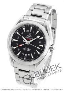 オメガ シーマスター アクアテラ GMT 腕時計 メンズ OMEGA 231.10.43.22.01.001