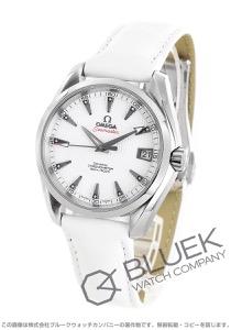 オメガ シーマスター アクアテラ ダイヤ アリゲーターレザー 腕時計 メンズ OMEGA 231.13.39.21.54.001