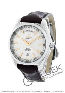オメガ シーマスター アクアテラ アリゲーターレザー 腕時計 メンズ OMEGA 231.13.42.22.02.001