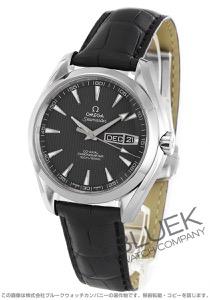 オメガ シーマスター アクアテラ アニュアルカレンダー アリゲーターレザー 腕時計 メンズ OMEGA 231.13.43.22.06.001
