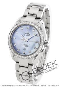 オメガ シーマスター アクアテラ ダイヤ 腕時計 レディース OMEGA 231.15.34.20.57.002