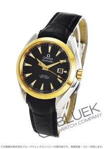 オメガ シーマスター アクアテラ アリゲーターレザー 腕時計 レディース OMEGA 231.23.34.20.01.001