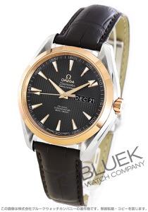 オメガ シーマスター アクアテラ アニュアルカレンダー アリゲーターレザー 腕時計 メンズ OMEGA 231.23.43.22.06.002