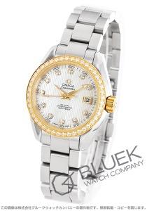 オメガ シーマスター アクアテラ ダイヤ 腕時計 レディース OMEGA 231.25.30.20.55.004